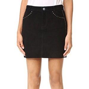 Paige Layna Skirt - Black